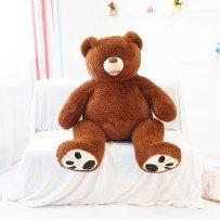 Большой медведь Патрик 170 см (бурый)